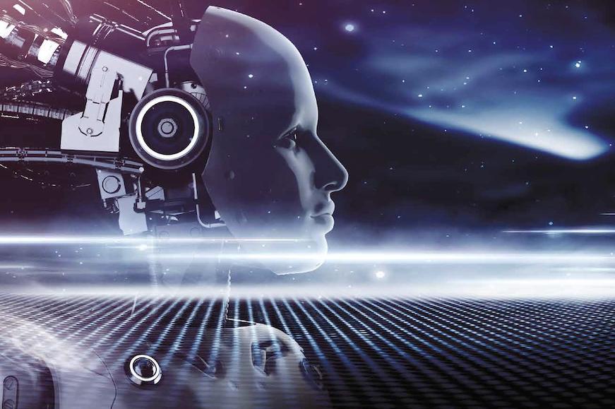 Космическая цивилизация будущего, темпоральная математика и живые роботы